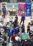 Благотворительная Акция «Футбол без границ!» стала настоящим праздником для всех участников!