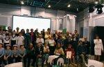 Церемония награждения победителей и лауреатов II Фестиваля социальных интернет-ресурсов